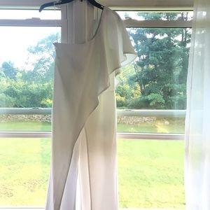 Classic white jumper
